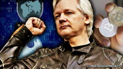 Putin Unveils 'CryptoRuble' as Assange Thanks US Gov't Corruption for 50,000% Return on Bitcoin