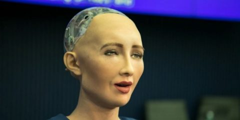Saudi Arabia Grants a Robot Citizenship — and It Has More Rights Than Saudi Women