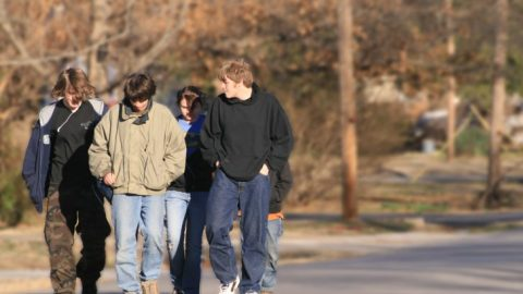 Honoring Teens And Their Peacemaker Potential