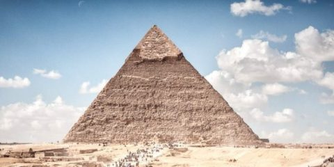 Mysterious Discovery Inside Egypt's Great Pyramid Baffles Scientists