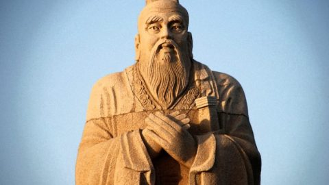 Confucius Tells You How to Change the World for the Better