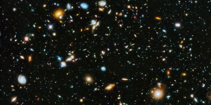 Scientists Discover That Life Can Form In The Vacuum Of Outer Space