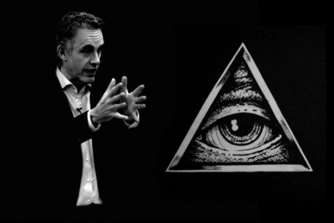 Jordan Peterson Explains the True Significance of the Illuminati All-Seeing Eye