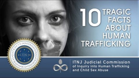 10 Tragic Facts About Human Trafficking