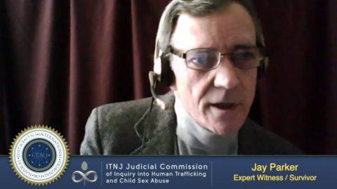 Jay Parker ~ SRA Survivor & Expert Witness Exposes Generational Satanism