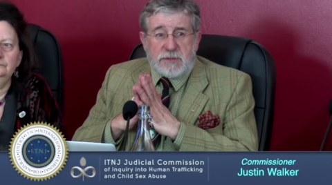 ITNJ Commissioner Justin Walker Exposes the Deep State (ITNJ Seating)