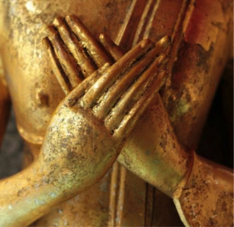 Generosity: the First Paramita and Sky Meditation